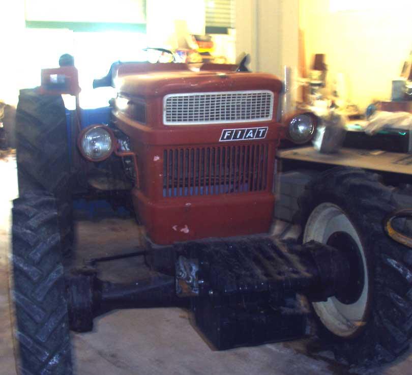 Cerco vendita trattori agricoli usati a tutta italia for Vendita trattori usati lazio