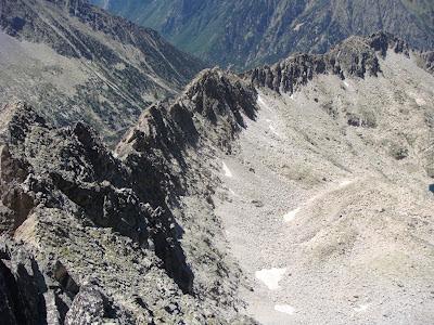 Cresta del Alba