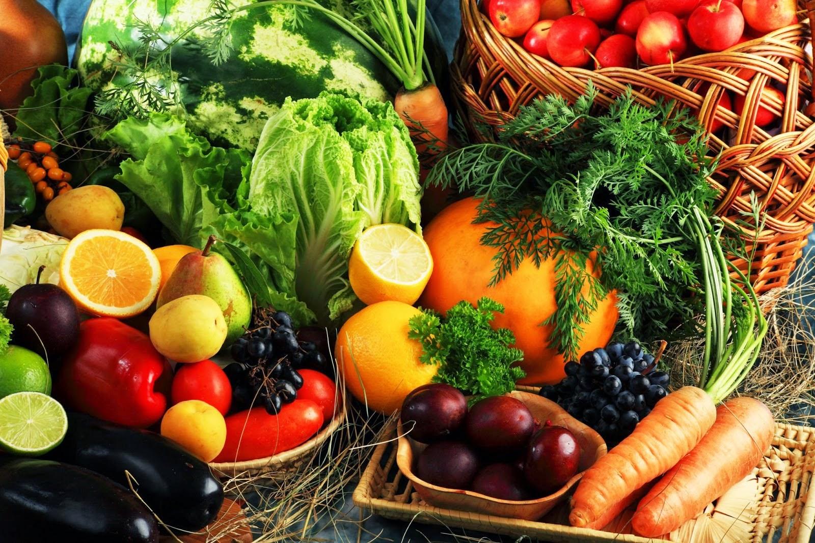 Quais são as principais vitaminas que nosso corpo necessita?