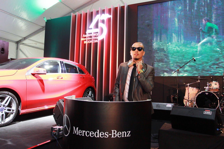 Mercedes 20