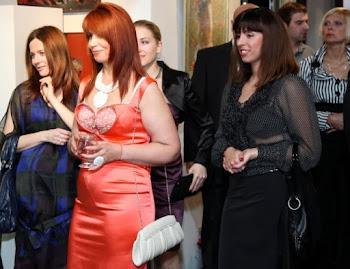 2010: Активность Лауреатов в благотворительном аукционе