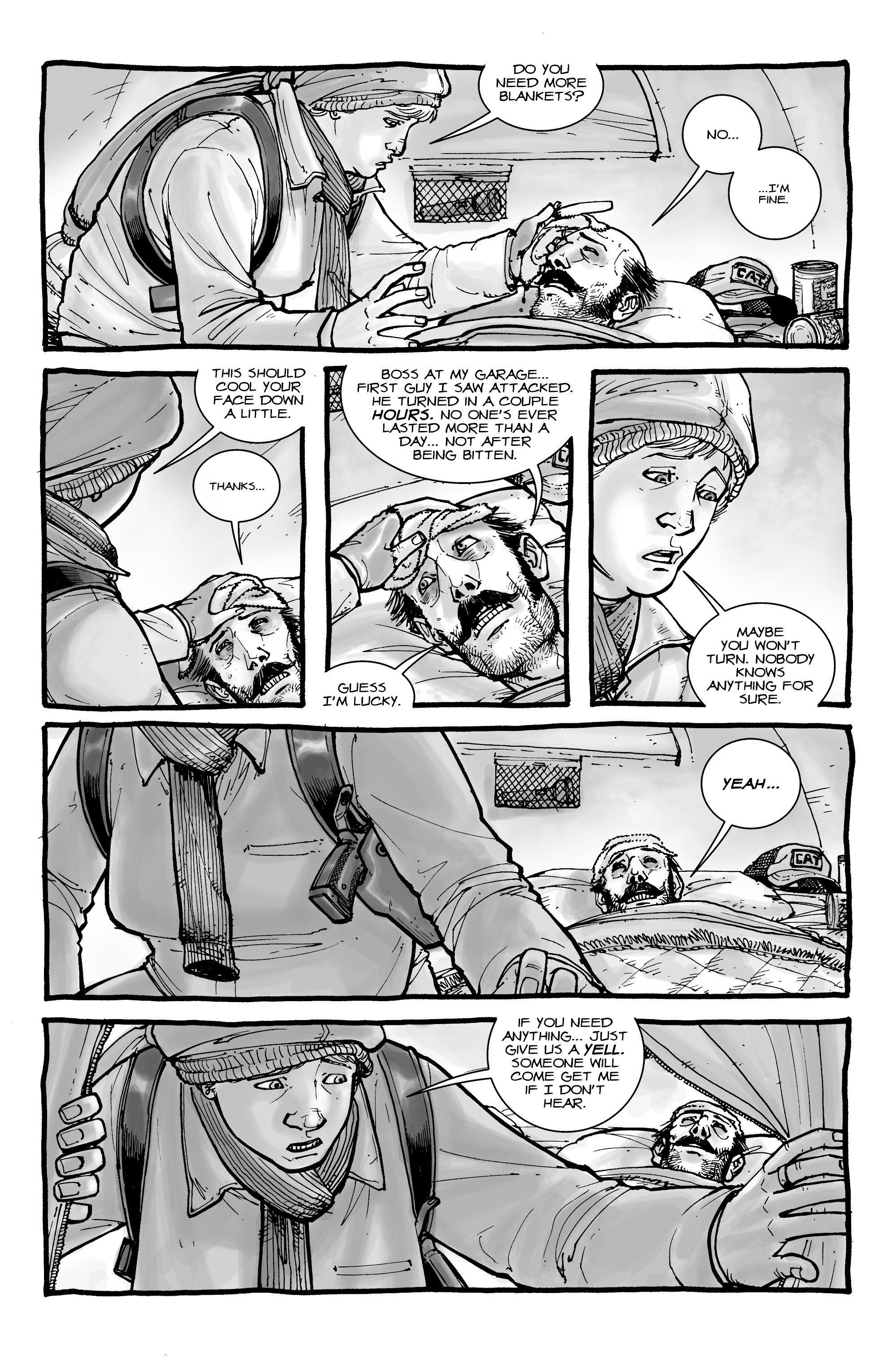 The Walking Dead 6 Page 5