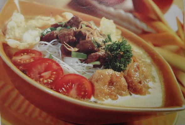gizi dan kuliner by budi aneka resep soto