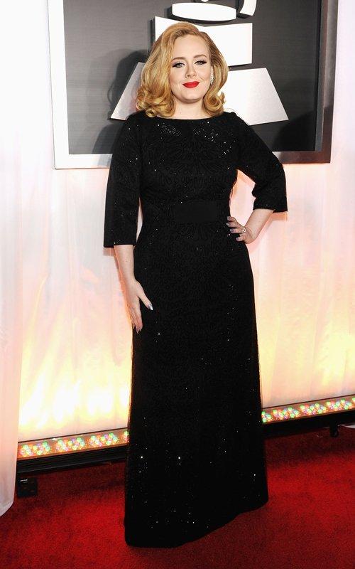 Adele grammy 2012 award