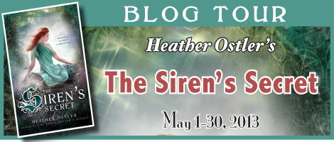 {ARC Review} The Siren's Secret by Heather Ostler