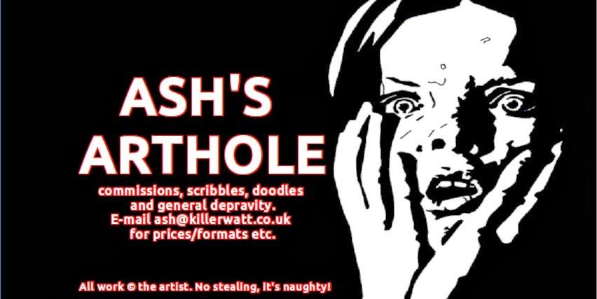 Ash's Arthole