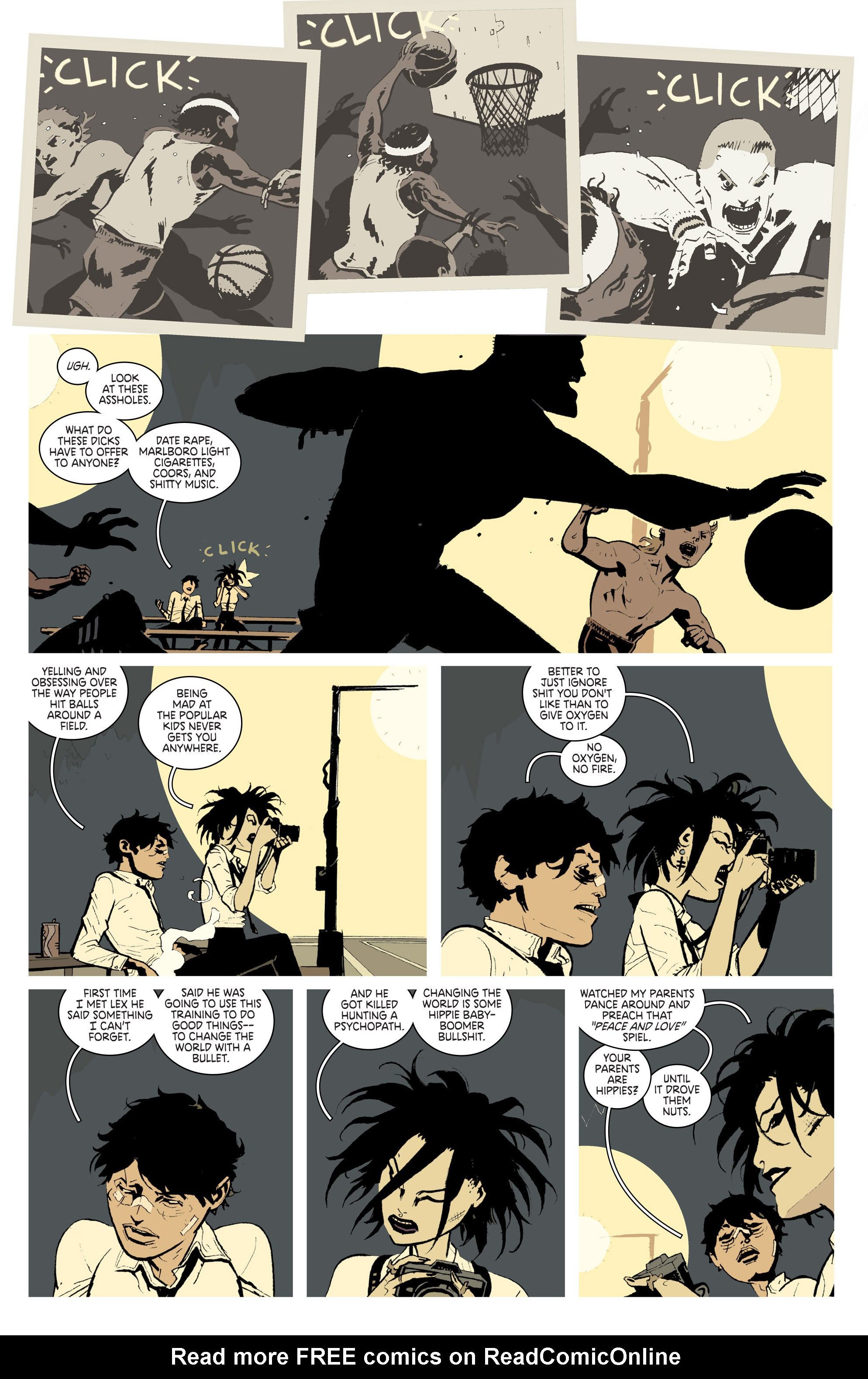 Read online Deadly Class comic -  Issue # _TPB 3 - 79