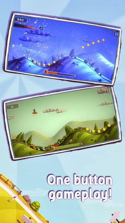 Sunny Hillride v1.0 APK Full Android Download Free