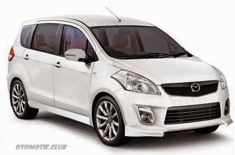 Gambar MPV Mazda VX-1
