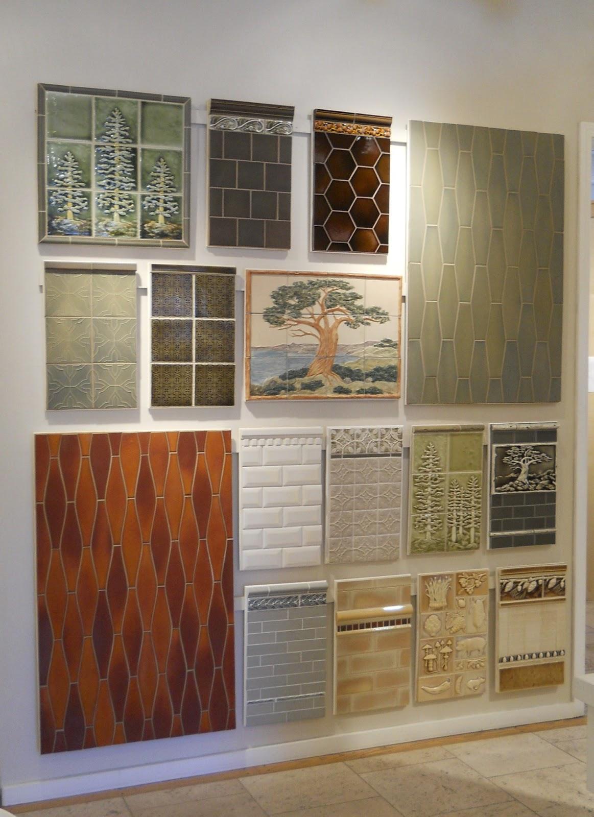 Pratt And Larson Tile Contemporary Craftsman