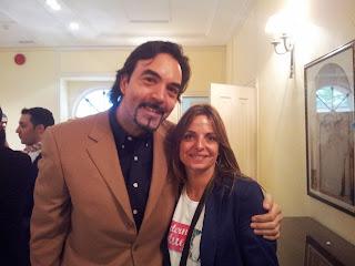Inma Ferragud y Felix Lopez Capel en Internet es Tuyo 2013