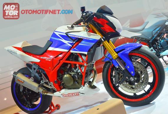 modifikasi motor 150cc  tahun ini