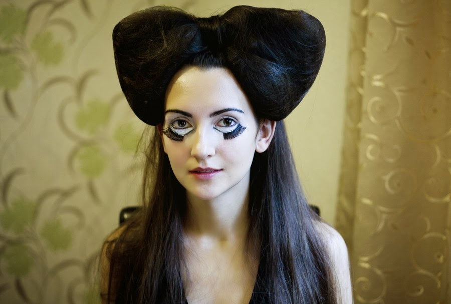 Halloween Makeup Step by Step