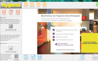 Créer sa cuisine en ligne gratuitement avec hygena