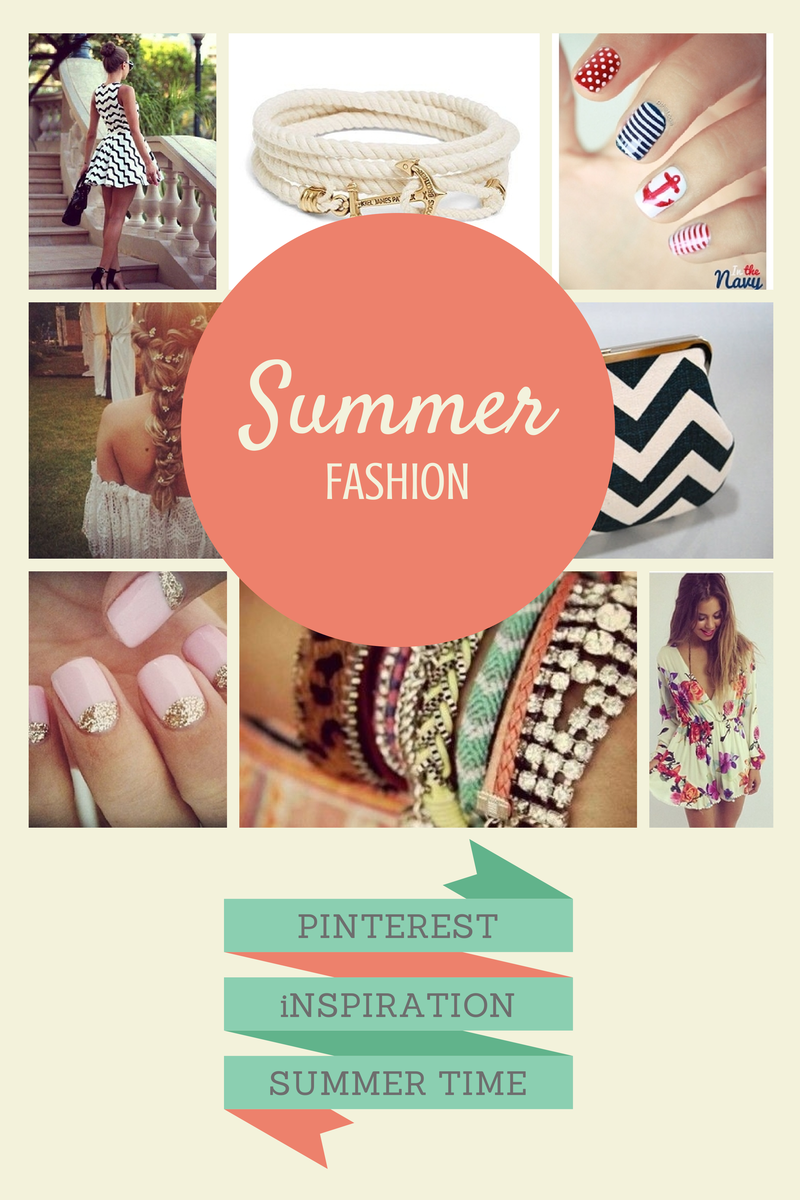 Pinterest Board Summer Design