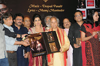 Sanjay Leela & Pandit Jasraj at Shreya Ghoshal's album 'Humnasheen' Launch event