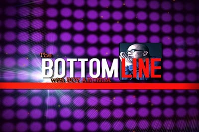 PNOY's Camp Speaks Up About Sabah Standoff in 'Bottomline' this March 23