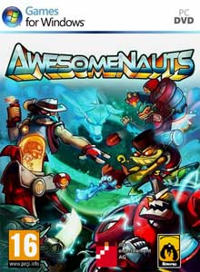8bc17ac4d94f3c67a2e0e41e0155d247 Download   Awesomenauts   PC