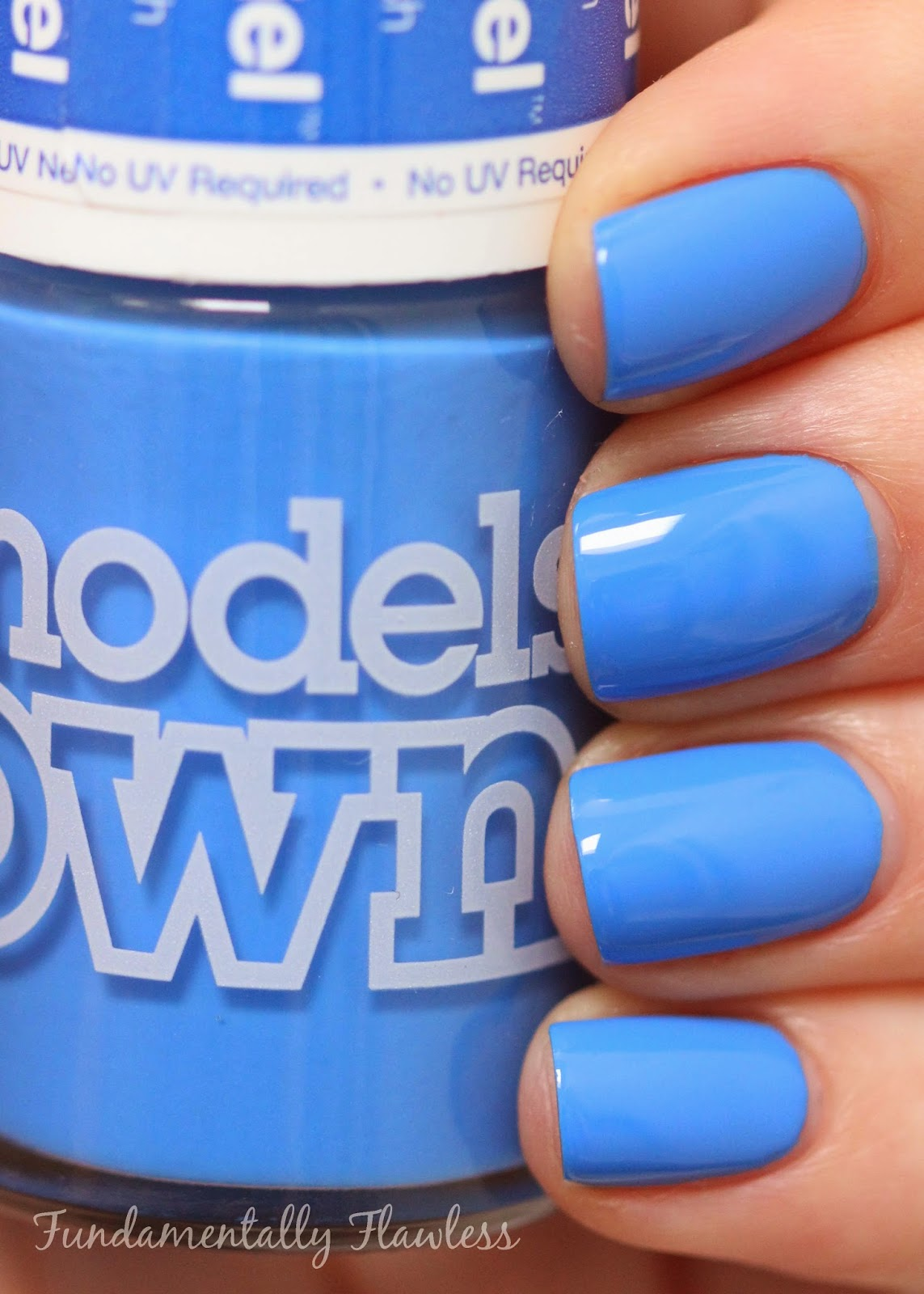 Models Own Bermuda Blue Hypergel swatch