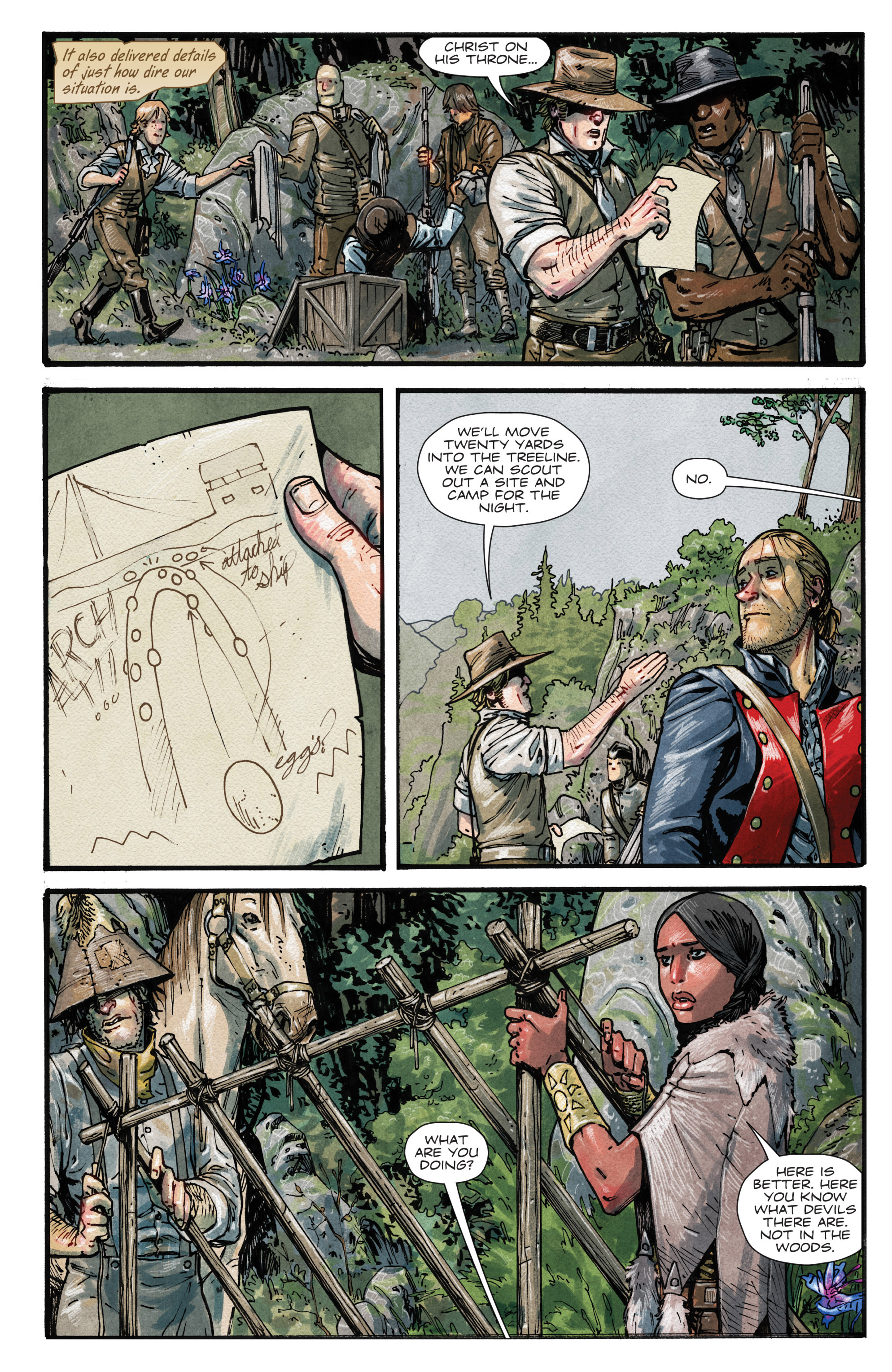 Manifest Destiny #_TPB_2 #42 - English 31