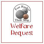 Welfare Request Form