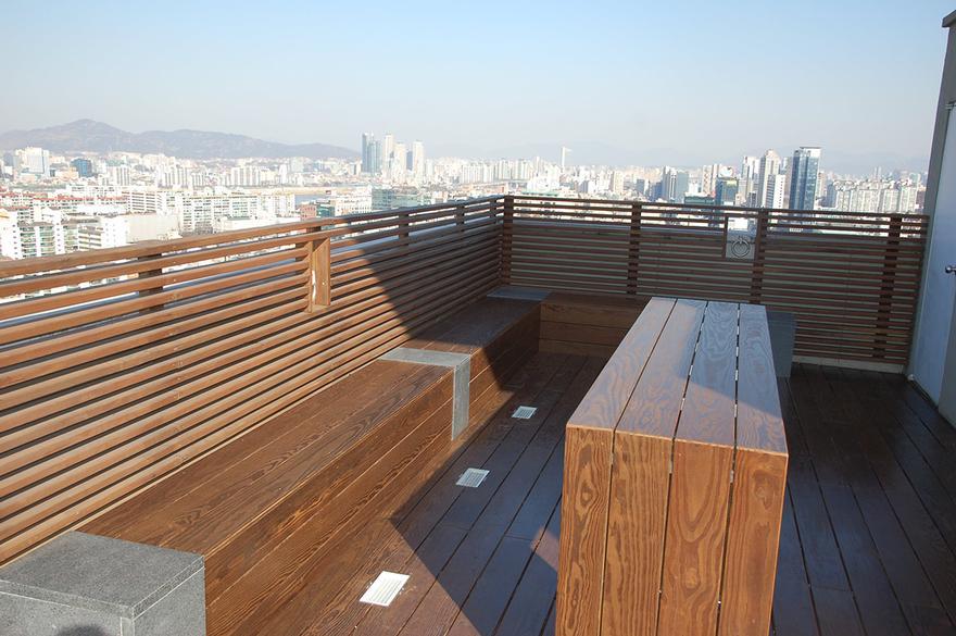 skruing av terrassebord