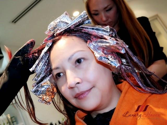naoki yoshihara schwarzkopf hair colour review