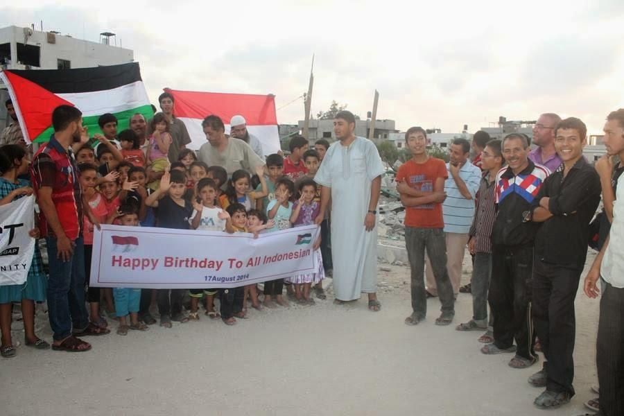 Palestina - Indonesia