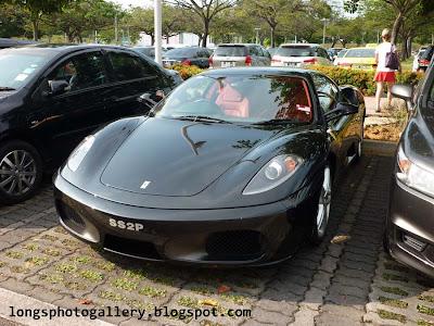 Ferrari F430 from Malaysia