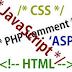 Cara Konversi atau Mengubah HTML ke Php JavaScript Asp