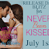 Happy Release Day: Never Been Kissed