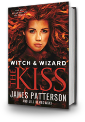 Download The Kiss Witch and Wizard by James Patterson