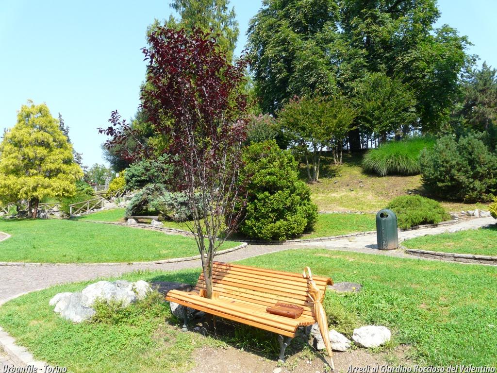 Urbanfile torino arredare un giardino pubblico - Arredare un giardino ...