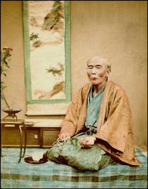 The Old Ikebana Master