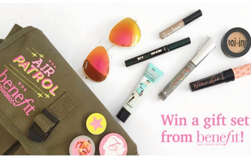 Topbox Benefit Cosmetics Giveaway