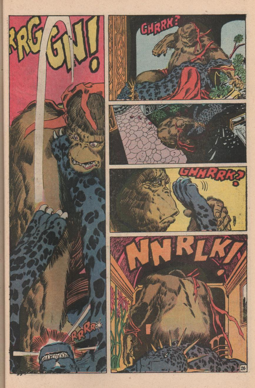Conan the Barbarian (1970) Issue #11 #23 - English 37