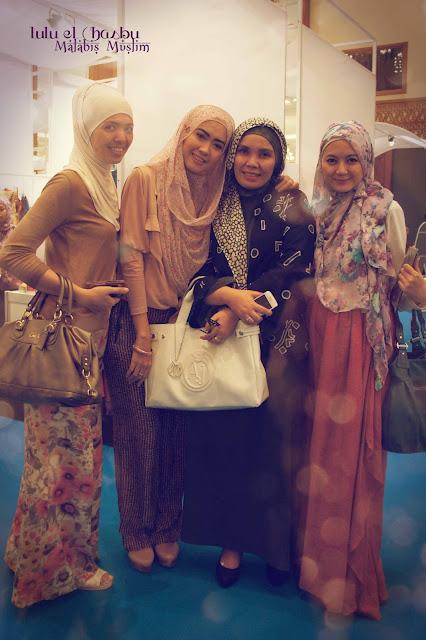 Bravo Indonesia Fashion Week 2012-Malabis Moslem