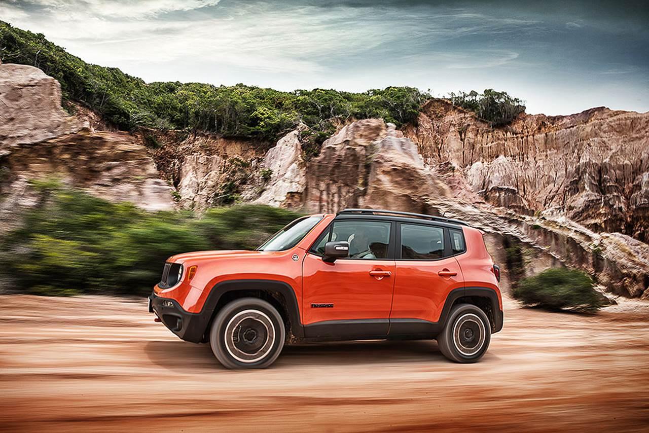 Jeep Renegade 2016 - Preços