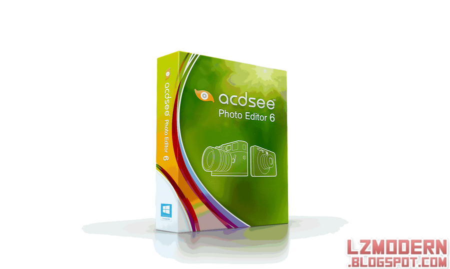 ACDSee Photo Editor 6 Full Version + Keygen