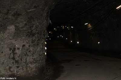 gruvtunnel, gruva