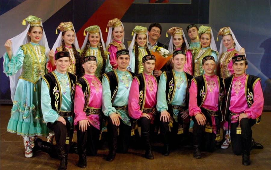 волжские татары