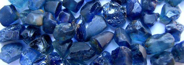 Драгоценный камень - Сапфир