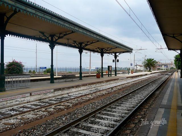 Estación de Taormina