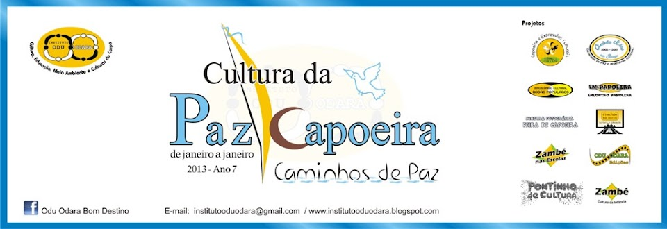 Cultura da Paz Capoeira