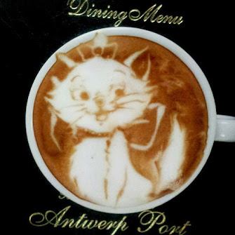 Cartoon Cat Art