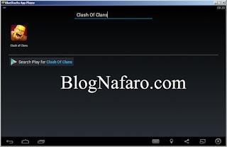 Install Clash of Clans di Komputer BlueStacks