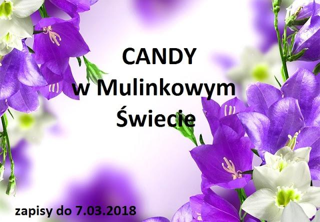 Candy na dzień kobiet
