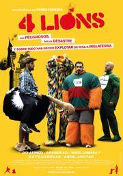 Four Lions (4 Lions) (2010)