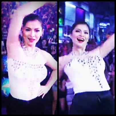 Angel Locsin dancing to '90s hits on It's Showtime Opening Number