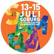MAIOR FESTIVAL DE SAMBA DA EUROPA- COBURG 2012